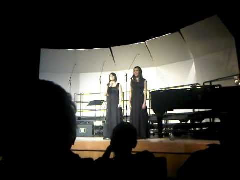 "Ramona High School. ""Madrigals"" Choir"
