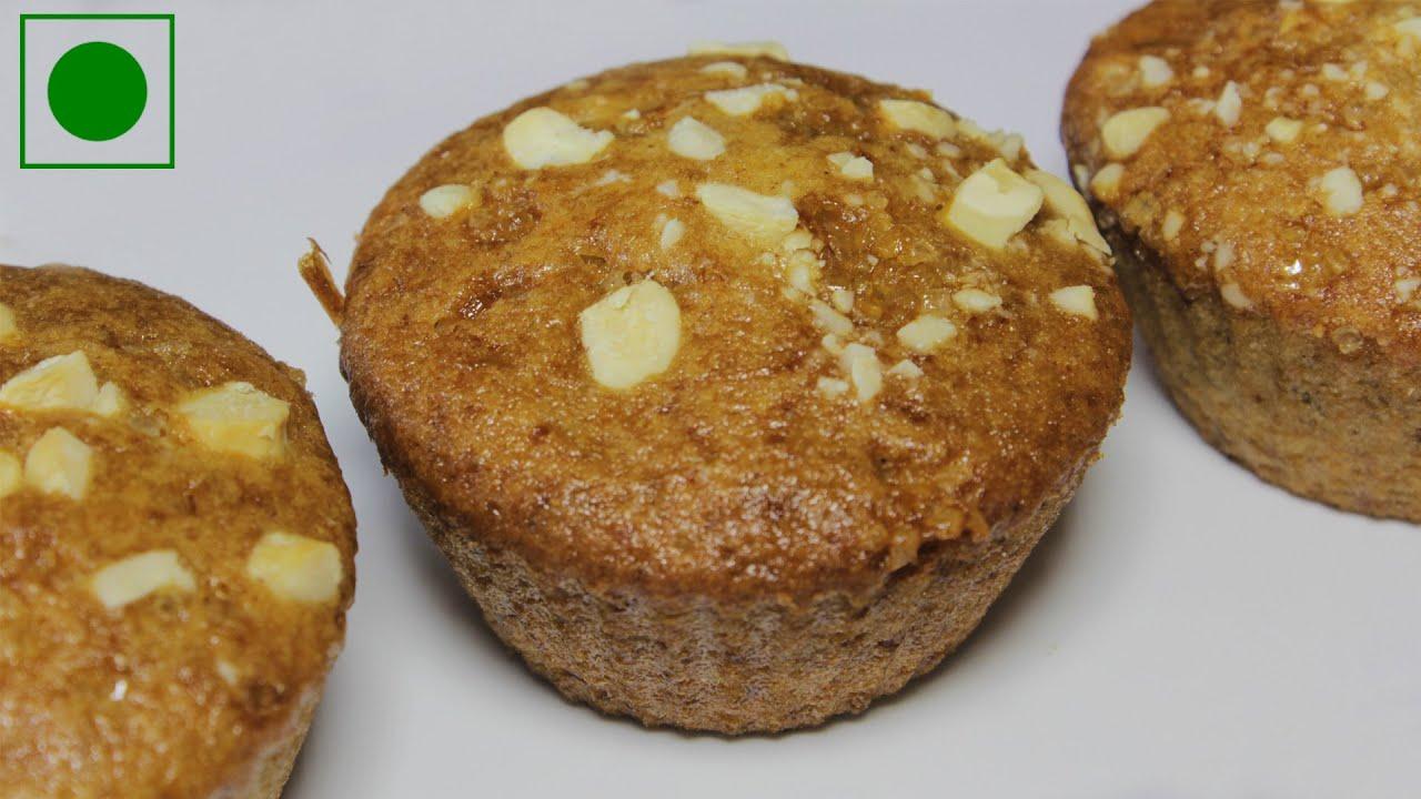 Eggless Banana Muffins Quick And Easy To Make Muffin Recipe Kanak S Kitchen Youtube