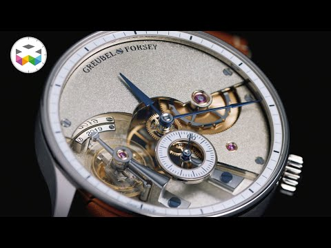 What It Takes To Manufacture A Watch By Hand With Greubel Forsey - Part II