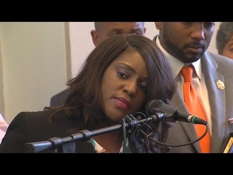 Terence Crutcher's twin sister speaks out
