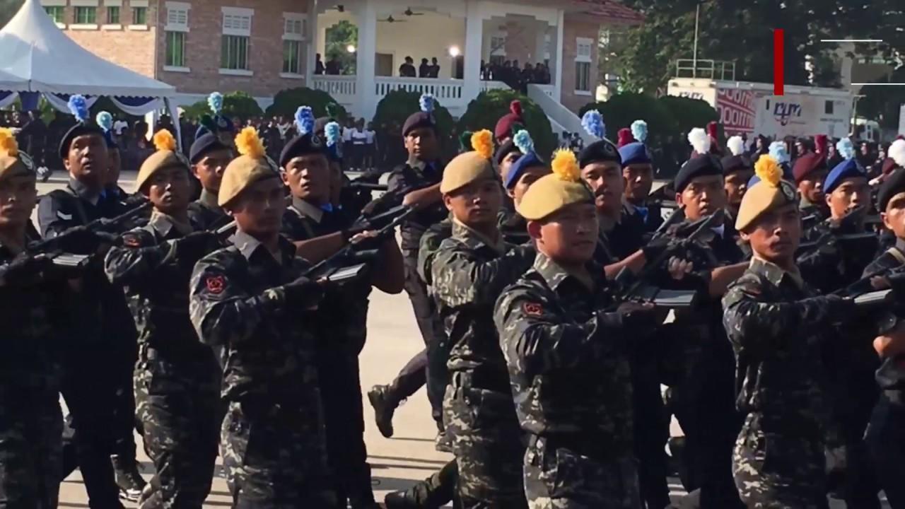 Sekitar Majlis Perbarisan Peringatan Hari Polis Ke 210