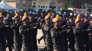 Sekitar Majlis Perbarisan Peringatan Hari Polis Ke-210 Tahun 2017