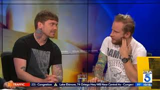 "Brent Smith & Zach Myers Talk New Album ""Attention Attention"""