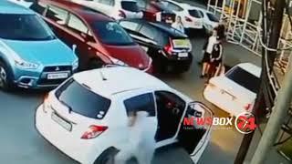 Во Владивостоке стреляли из сайги. Ранено двое.