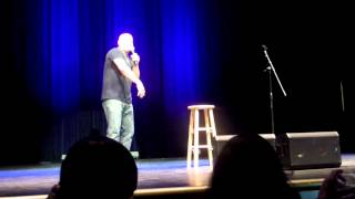 Comedian Rick Martinez,Tower Theater Fresno