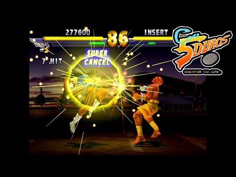 "[BIS] STREET FIGHTER EX 2 PLUS (CHUN LI) - ""CON 5 DUROS"" Episodio 86 (1cc) (CTR)"