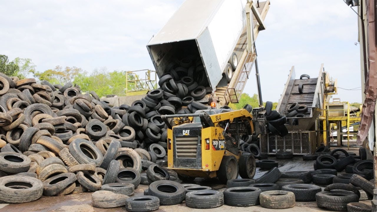 Customer Spotlight: Tire Application