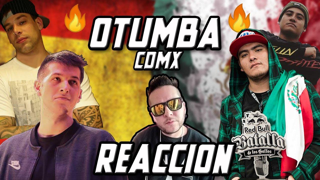 """REACCIONANDO a OTUMBA CDMX """"ESPAÑA VS MEXICO"""""""