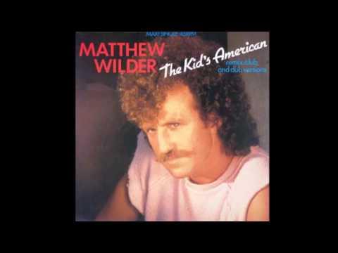Matthew Wilder - The Kid's American (Remix Club Version) 1983 - HQ Sound