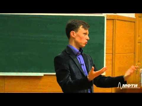 MIPT TED TALKS  - Daniil Mishenin