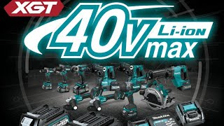 Makita 40v Brushless Platform Website Is Up 💥
