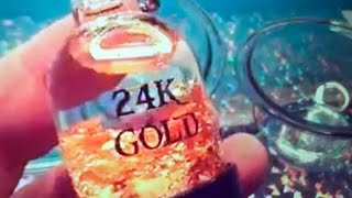 REAL 24K GOLD SLIME ON HUGE SURPRISE ON FUN HOUSE TV