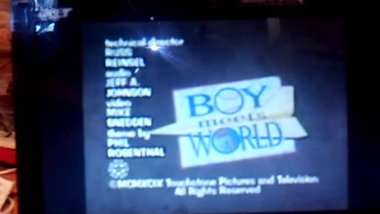 why did boy meets world end