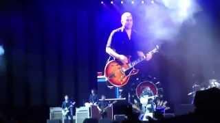 Foo Fighters - Mollys Lips (Rare Cover) - (The Vaselines/Nirvana) - Murrayfield Edinburgh 08.09.2015
