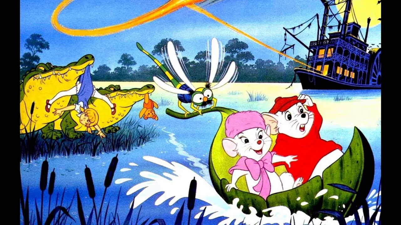 Download The Rescuers - The Journey (Who Will Rescue Me?)