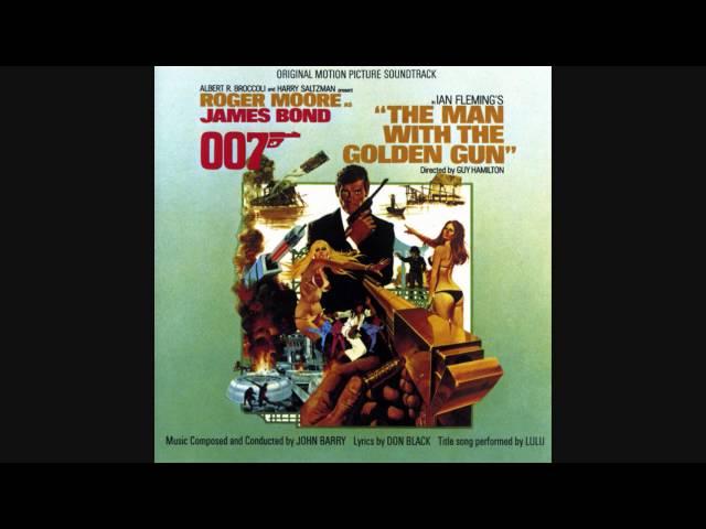 07 Lets Go Get Em - The Man With the Golden Gun