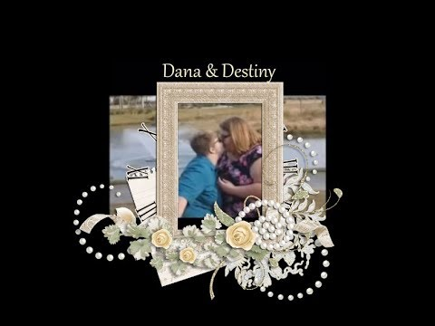 Dana & Destiny- Save The Date & Amber Will Get An Invite To Wedding