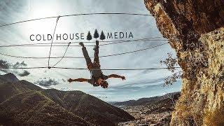 How Not To Do A Via Ferrata || Cold House Media Vlog 69