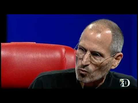 Steve Jobs on privacy, Steve Jobs at the D8 Conference (Video)