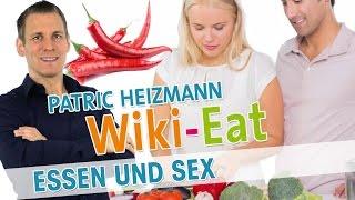 Essen und Sex - Wiki-Eat mit Patric Heizmann   HD