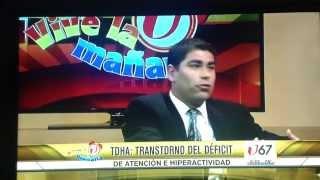 Trastorno de Deficit de Atencion con Hiperactividad - TDAH - ADHD Spanish