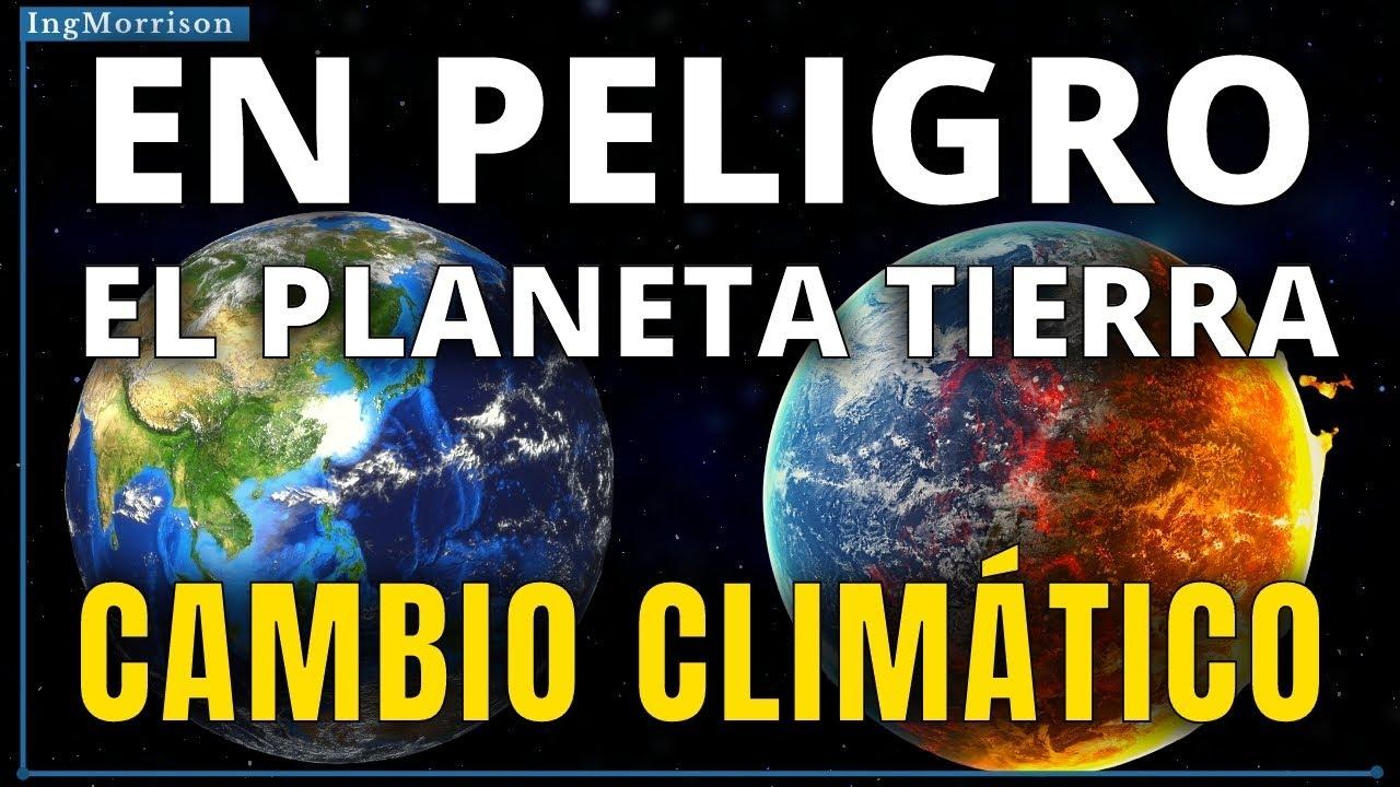 CAMBIO CLIMATICO EN EL PLANETA TIERRA genera INUNDACIONES