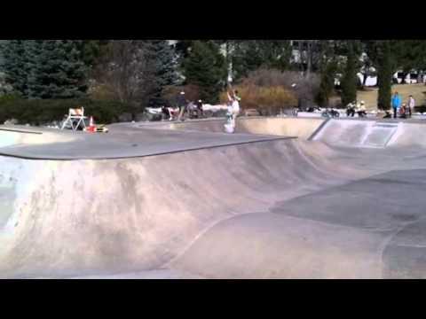 Englewood Colorado Skate park review