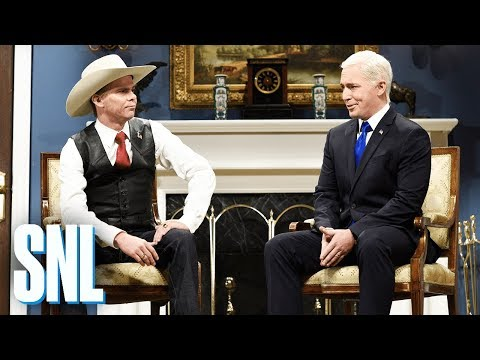 Roy Moore & Jeff Sessions Cold Open – SNL