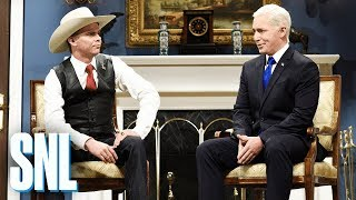 Roy Moore  Jeff Sessions Cold Open - SNL