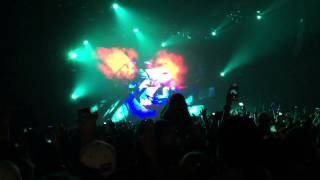 Zedd Houston Revention 9/25/15