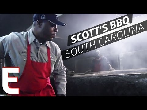 Why The Best Southern Barbecue Takes Weeks To Make  Southern Foodways Alliance