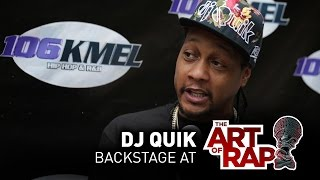 DJ Quik talks working with Dr. Dre on his new album, helping out DJ Mustard and hip-hop today.