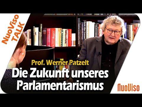 Die Zukunft unseres Parlamentarismus - Prof. Werner Patzelt im NuoViso Talk