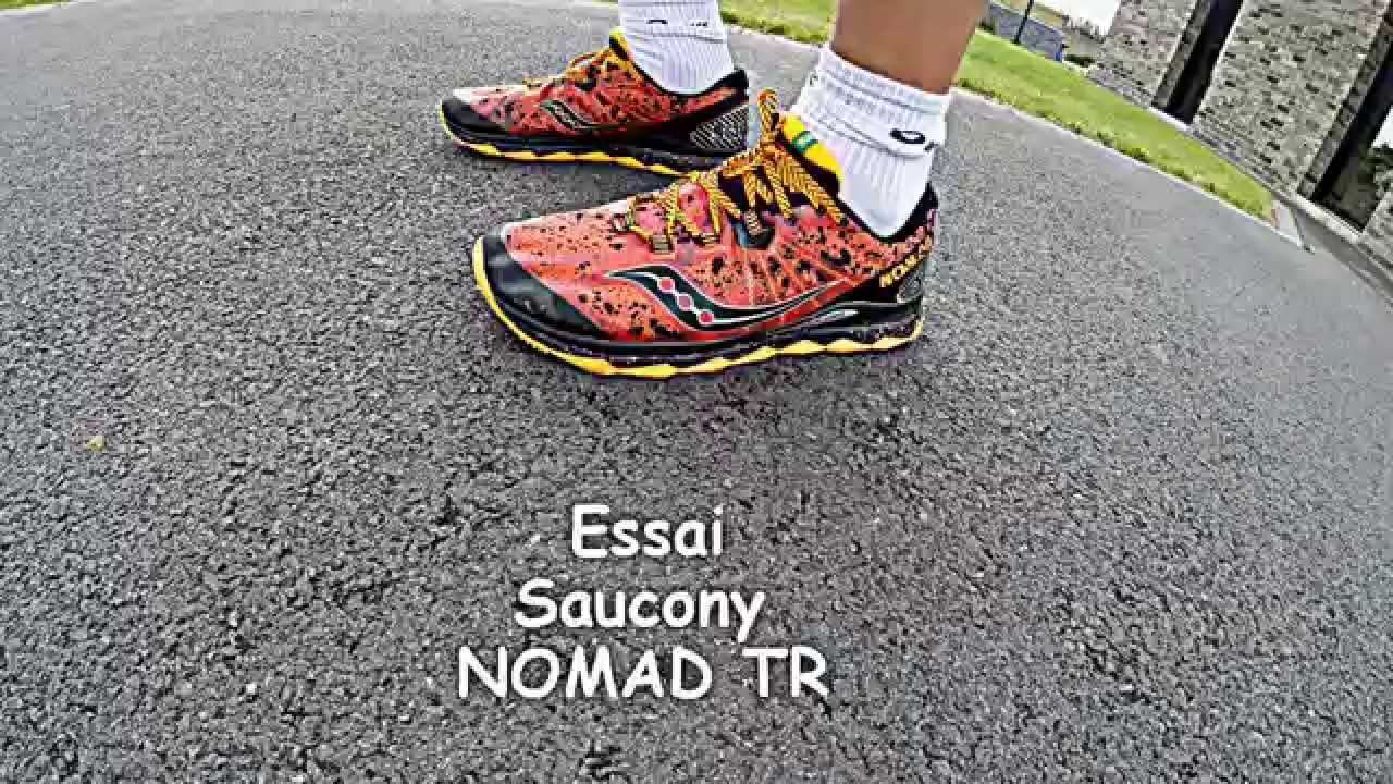 Saucony Nomad Tr