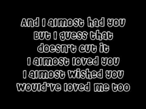 almost by bowling for soup