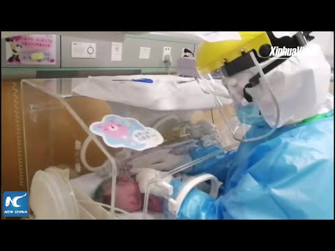 Coronavirus-infected Woman Gives Birth To Child With No Infection In Zhejiang, China