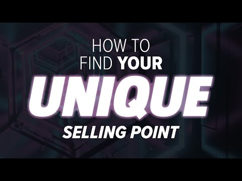How to Find Your Unique Selling Point