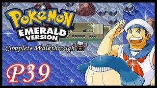 Pokemon Emerald - CW - Part 39: The Abandoned Ship (HD 1080p)