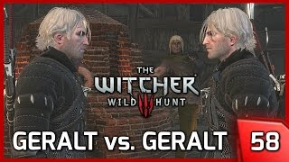 The Witcher 3 ► Geralt vs. Doppler Geralt - An Elusive Thief Contract - Story and Gameplay #58 [PC]