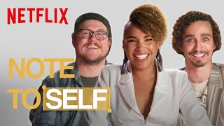 Umbrella Academy Cast Reads You their Most Absurd Phone Notes | Netflix