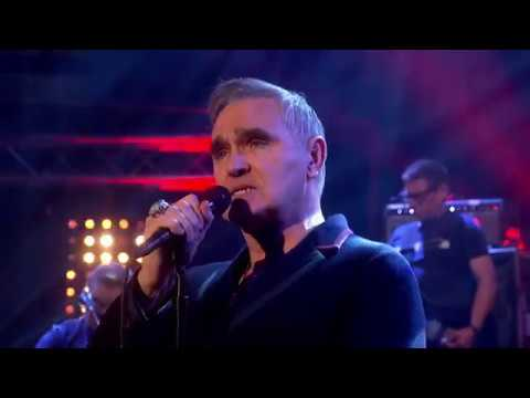 Morrissey - Spent The Day In Bed [Live on Graham Norton HD]