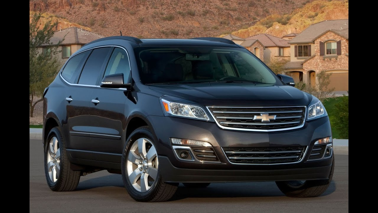 2015 Chevrolet Traverse Mpg And Price Youtube
