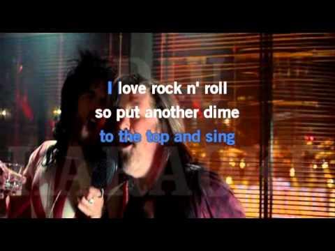 Rock Of Ages - Jukebox Hero I Love RNR (Custom Karaoke)