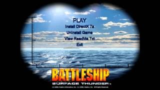 Battleship: Surface Thunder ~All hands man your battlestations!