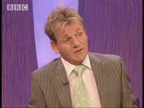 Gordon Ramsay Interview - Parkinson - BBC