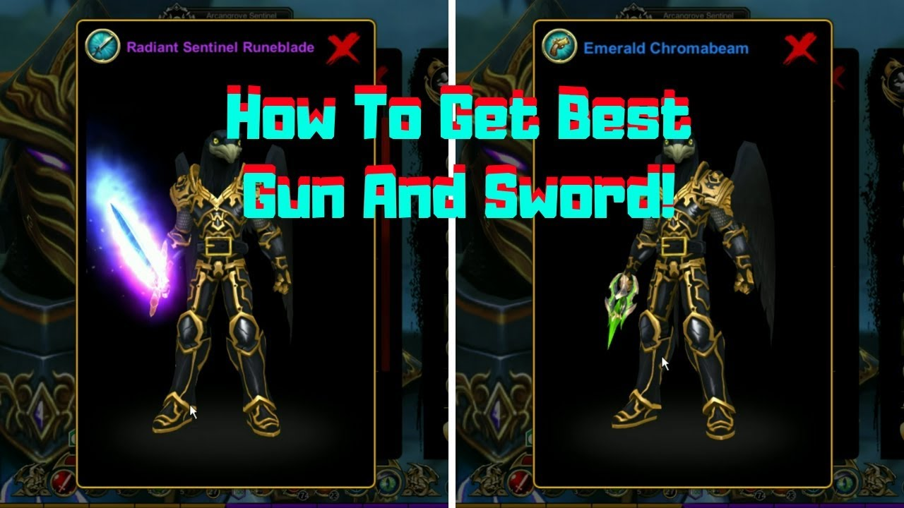 AQ3D Arcangrove! How To CRAFT Everything! AdventureQuest 3D