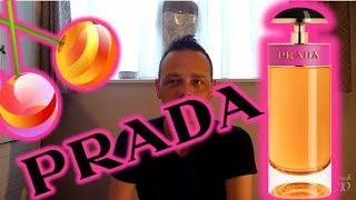Prada Candy Fragrance Review