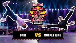 B-Boy Bart vs B-Boy Monkey King   Top 16   Red Bull BC One World Final Mumbai 2019