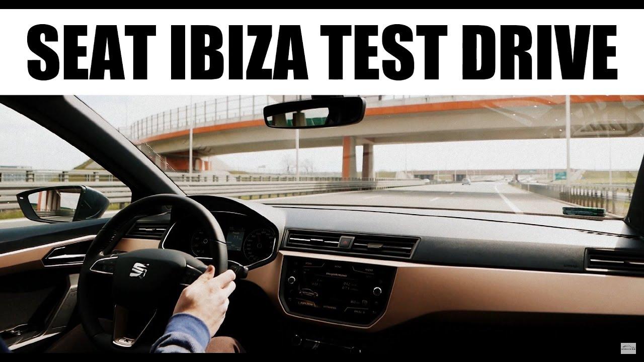 2017 SEAT IBIZA New! TEST DRIVE [Pierwsze Wrażenia] [Jazda Próbna] Testowa PL