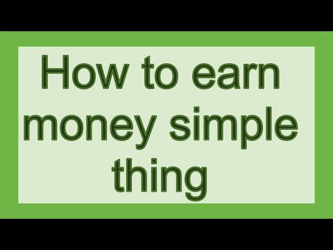 Earn Money Online Doing Nothing 2020 Worldwide from YouTube · Duration:  11 minutes 58 seconds